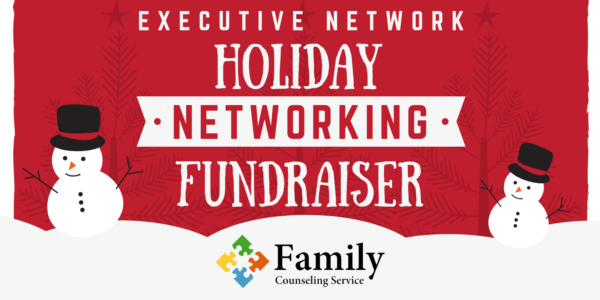 Executive Network: Holiday Networking Fundraiser