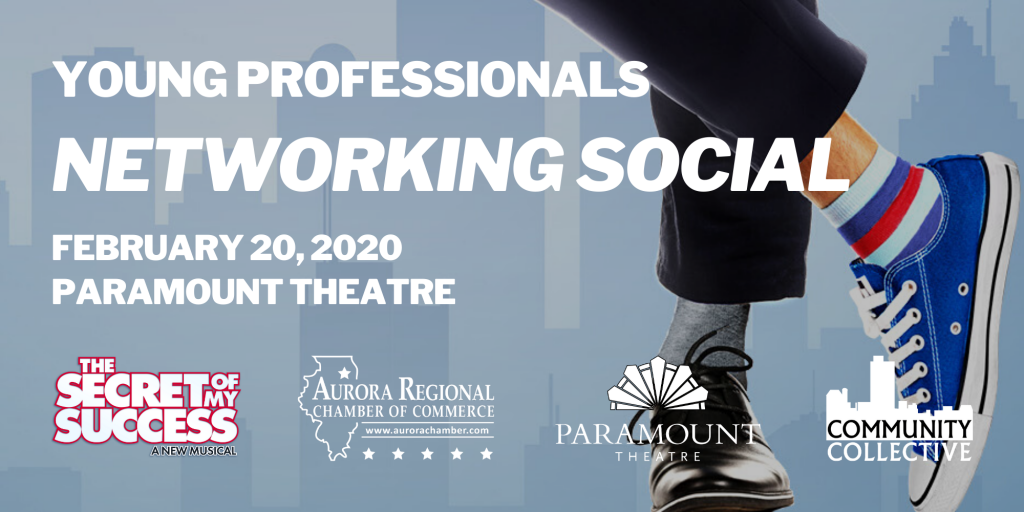 Young Professionals Networking Social at Paramount Theatre